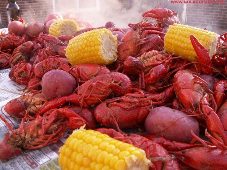 Crawfish Boil Recipe | Nola Cuisine | Food | Pinterest
