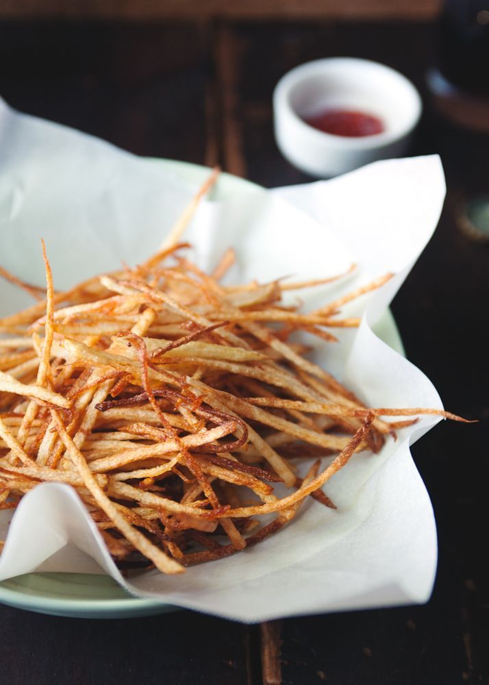 Matchstick Fries...