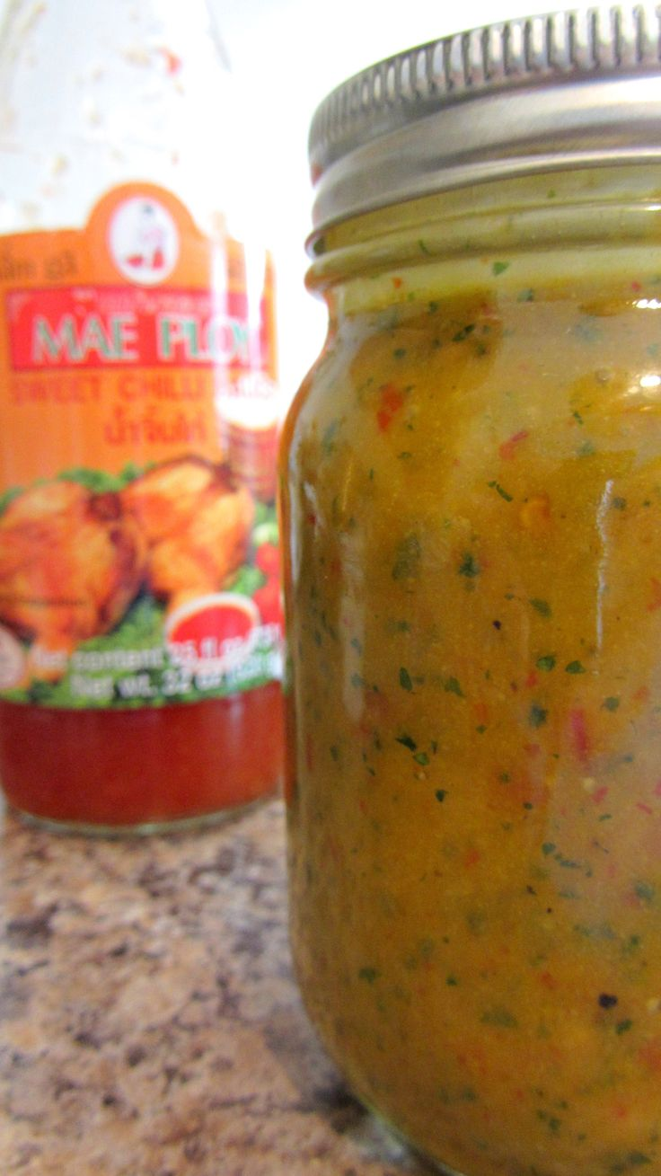 Chili Lime Vinaigrette (The Sauce) | Salads/Pasta Salads | Pinterest