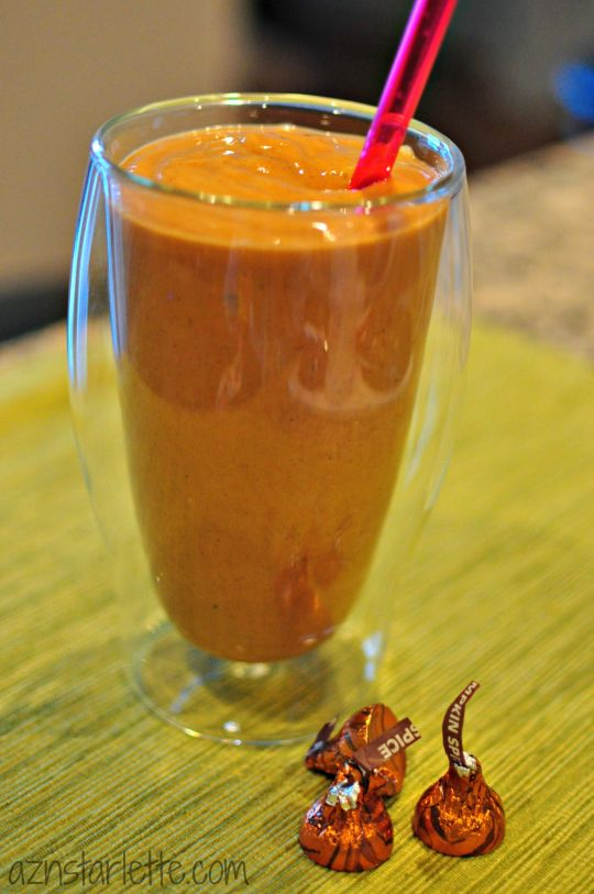 Pumpkin Spice Smoothie | Smoothies and Juicing | Pinterest