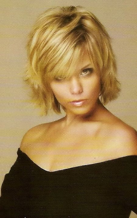 Short Bob Hairstyles with Flipped Sides