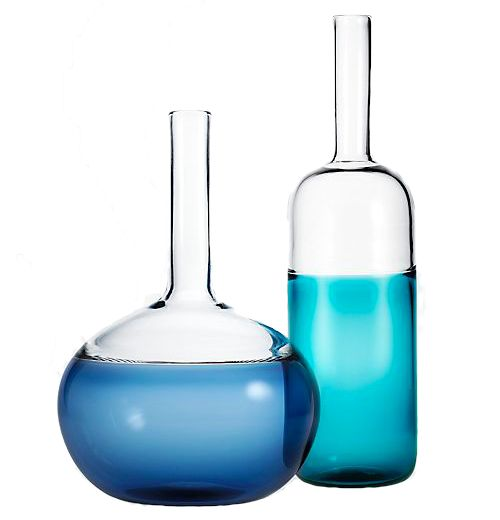 Chic Charity: H20 Vessels // Vases