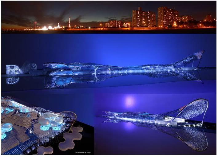 New York Aquarium Waterfront Regeneration Pinterest