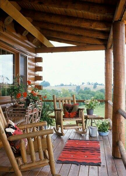 Front Porch Country Life Pinterest