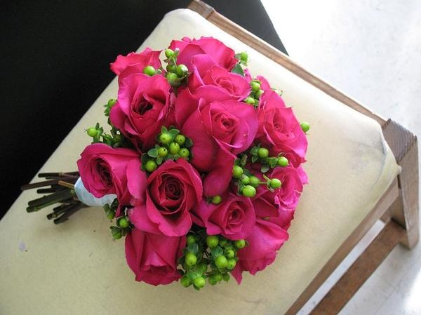 bridesmaid bouquet?