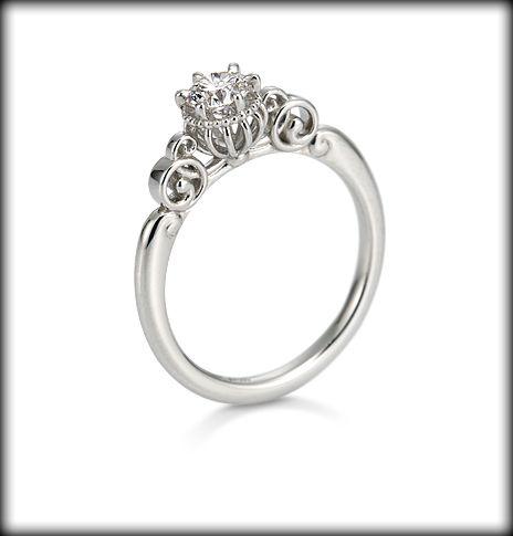 cinderellas - Cinderella Wedding Ring