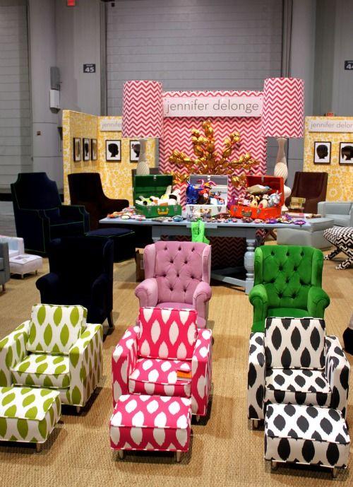 Jennifer Delonge Toddler Chair