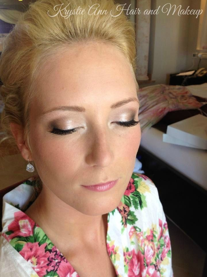 Destination Wedding Makeup Artist : Pin by Christina Needham on Bridal hair and makeup Pinterest