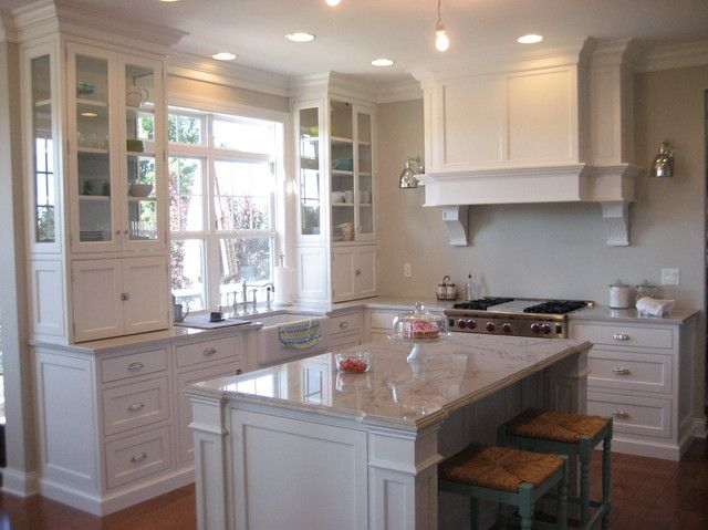 Edgecomb grey kitchen cabinets Painting your kitchen cabinets white and gray