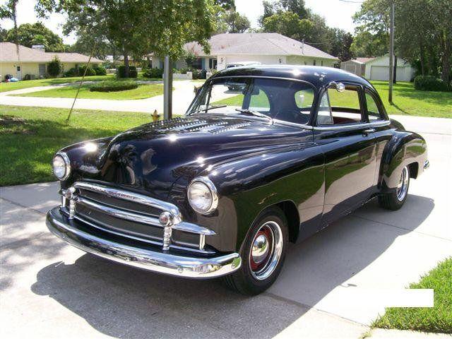 1950 chevrolet 2 door coupe buick cadillac chevrolet gmc for 1950 chevy 2 door sedan