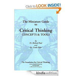 critical thinking foundation