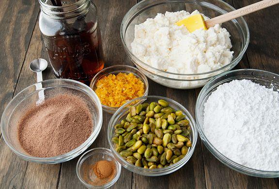 chocolate cassata cake | Flour. Sugar. Butter. | Pinterest