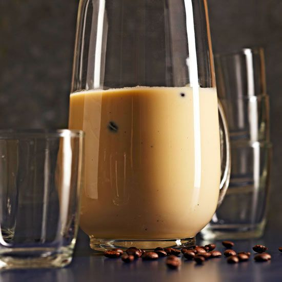 Cafe Rompope (Mexican Coffee Eggnog) #recipes