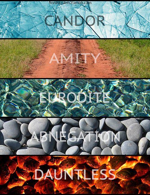 Factions- Divergent~Insurgent~Allegiant | Divergent ...