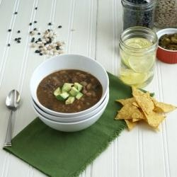 Three Bean Stew | On the Menu | Pinterest