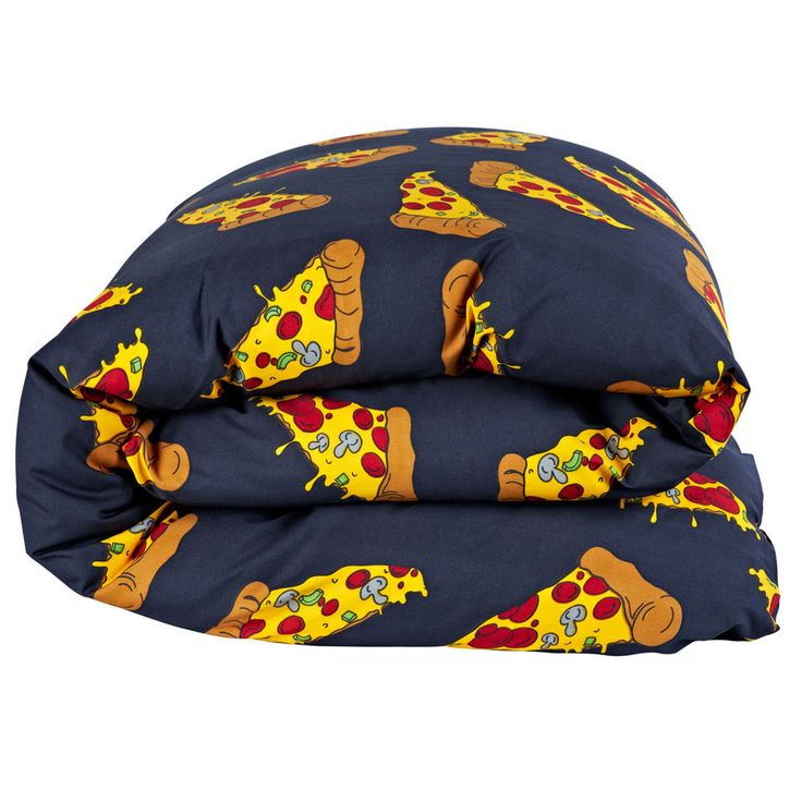 Pizza quilt cover - double – Shelter 7