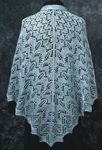 Lace Knitting : Lyrical Lace by Fiddlesticks Lace Knitting Pinterest
