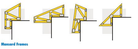 Mansard roof truss pictures to pin on pinterest pinsdaddy for Mansard roof construction details