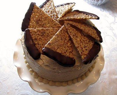 Zucchero Dolce - sweet sugar: World Nutella Day: A Hazelnut Cake with ...