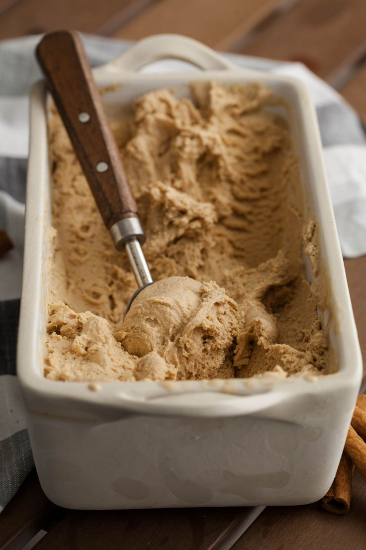 Homemade Chai & Cardamom Ice Cream | favorite eats | Pinterest