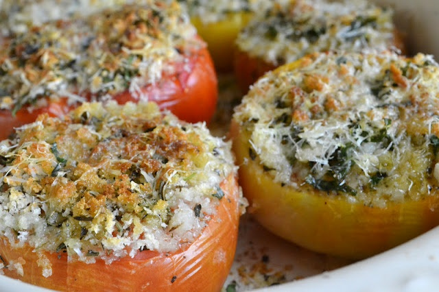 Provencal Tomatoes, a family favorite - from The view from Great ...