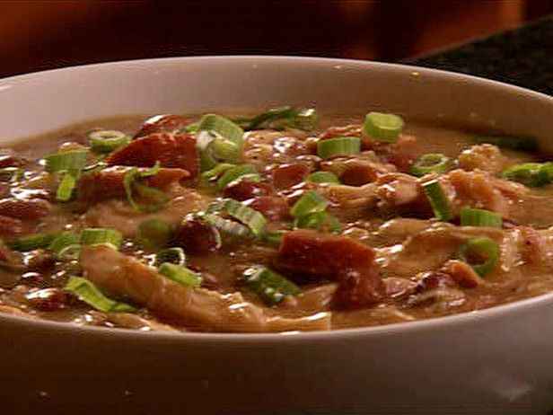 Red Beans With Andouille Sausage Recipe — Dishmaps