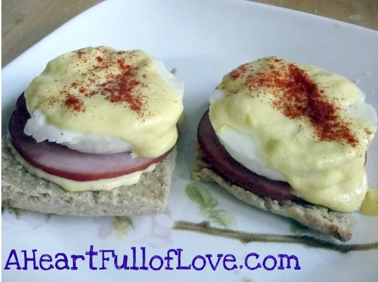 Easy Hollandaise Sauce in a Blender | Gravies and Sauces | Pinterest
