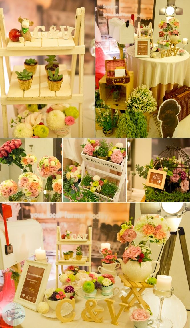 Country Style Wedding Centerpieces 28 Images 25 Best
