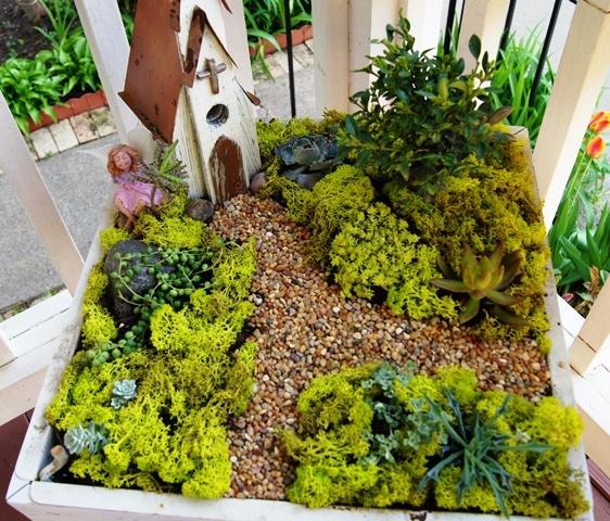 Blessings Fairy Garden Planter Garden Decor Pinterest