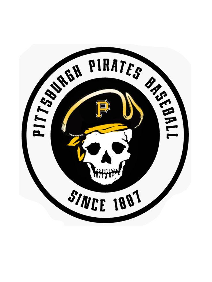 Pirates baseball logo