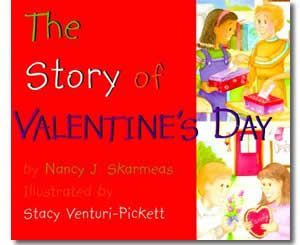 valentine's day story for esl