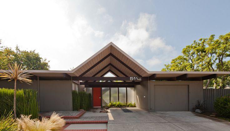 Eichler House Style Pinterest