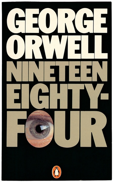a comparison of nineteen eighty four and animal farm novels by george orwell Animal farm by george orwell was first published in 1945 and will be and the dystopian nightmare nineteen eighty-four this animal farm book review was.