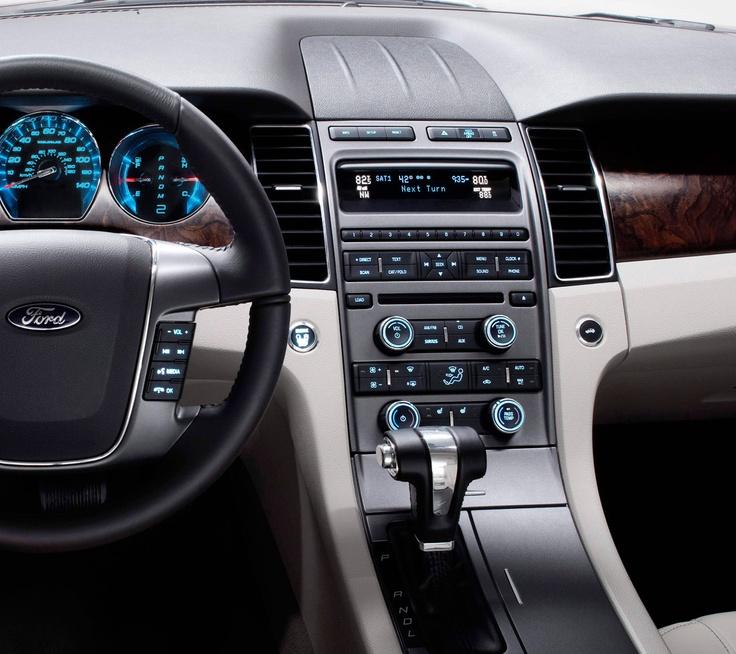 Ford Taurus Sho 2013: Interior - 2013 Ford Taurus