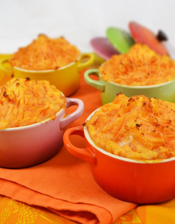 Mini shepherd's pies | Recipes I Have To Try | Pinterest