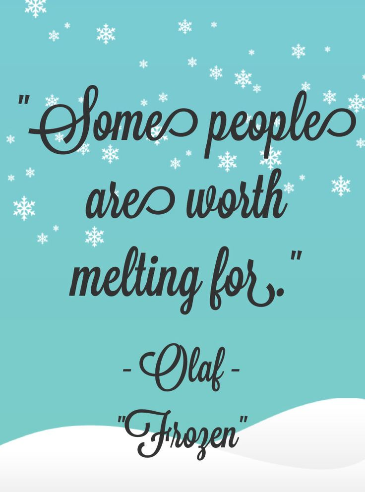 olaf from frozen quotes quotesgram
