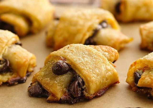 Chocolate-Orange Pastries | Skip to Dessert!! | Pinterest
