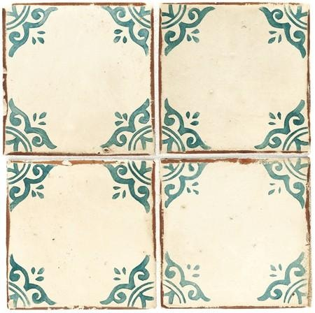 carrelage peint la main ceramics pinterest