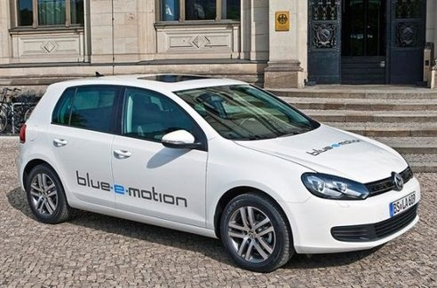 electric VW Golf coming in 2013! #cars #science
