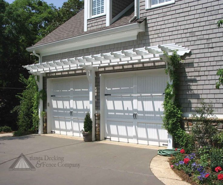 Pin by laura hoopes on atlanta new house pinterest for Cape cod garage doors