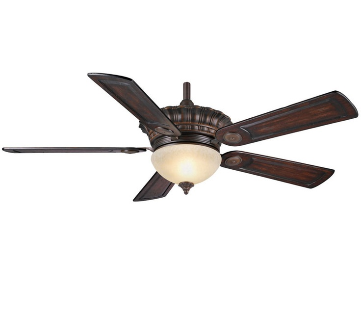"Casablanca Alessandria Brushed Cocoa Uplight 54"" Ceiling Fan. C27G546H ..."