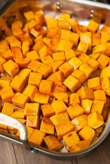 Moroccan Butternut Squash | The way to a man's heart..... | Pinterest