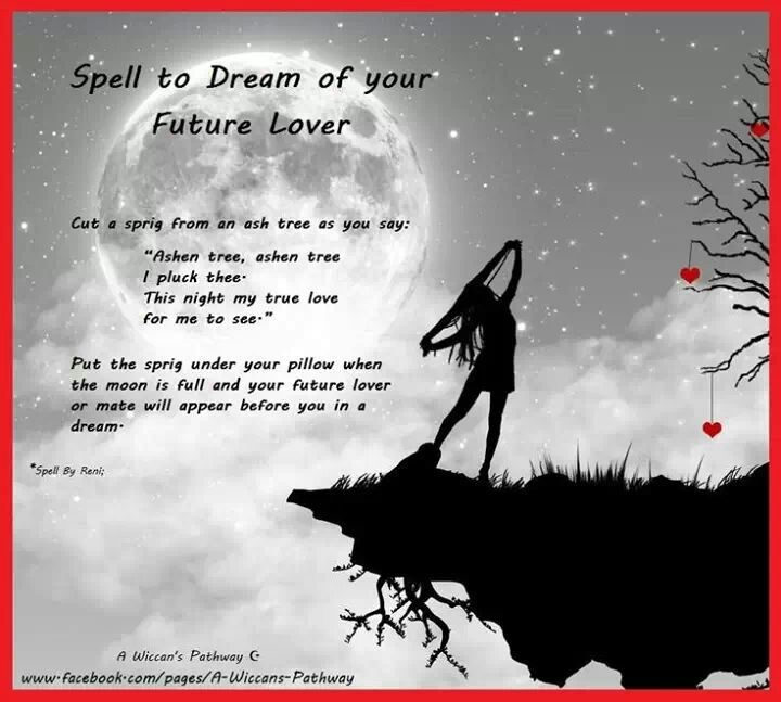 how to cast a love spell on my ex