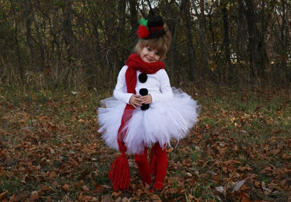 Идеи новогодних костюмов для девочки