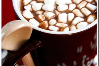 Creamy Italian Hot Cocoa | Get In My Belly | Pinterest