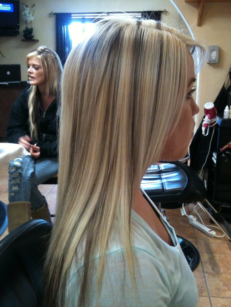 Blonde with low lights ♥ | High-lights/low lights | Pinterest