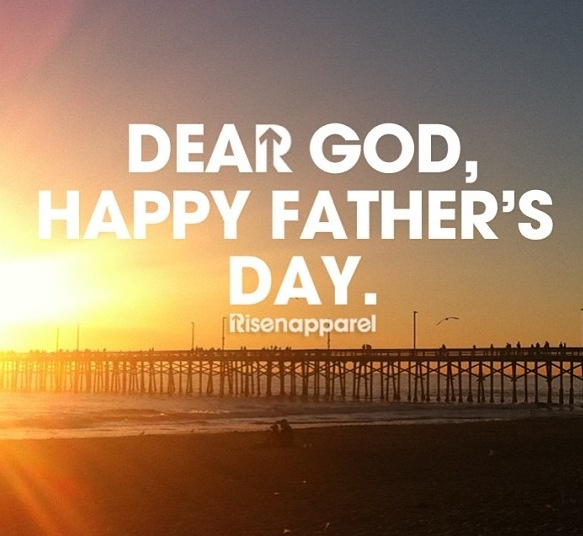 happy fathers day jesus christ