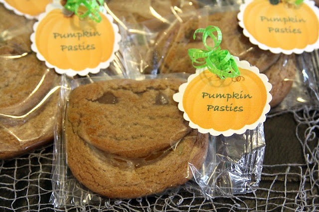 Pumpkin Pasties | Harry Potter Birthday | Pinterest