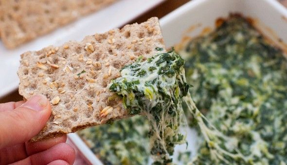 beats by dre uk No MayoCheesy amp Easy Hot Spinach Dip  Recipe