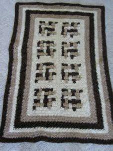 AFGHAN CROCHET FREE PATTERN WOVEN « FREE Knitting PATTERNS